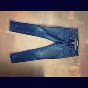J Brand size 27 stretch denim